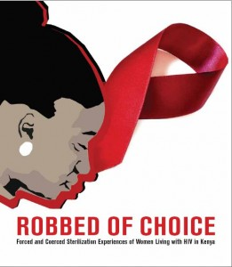 Cover of Robbed of Choice report